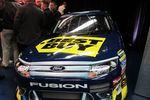 AJ Allmendinger's #43 Best Buy Ford