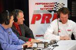PRN's Doug Rice and Brad Gillie talk with Dale Jr.
