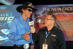 Doug Rice with King Richard