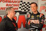 Kurt Busch and Doug Rice