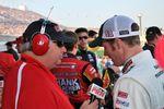 Steve Richards talk with fan favorite Dale Jr.