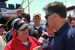Steve Richards talks with Mitt Romney.