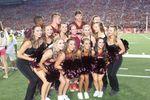 VT Cheerleaders