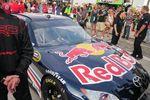 Kasey Kahne's #4 Red Bull Toyota