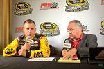 Doug Rice and Ryan Newman