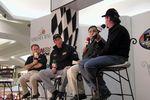Doug Rice, Jim Kelly, Mark Garrow and Randy LaJoie