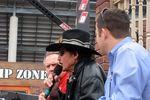 Doug Rice, Richard Petty and Brad Gillie